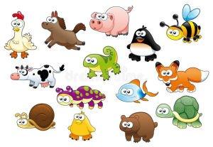 Nos amis les bêtes dans Les animaux cartoon-animals-pets-8622123-300x207